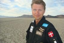 Per Wimmer om hur man tränar för att bli rymdturist