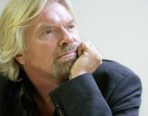 Branson på utkik efter rymdkompis