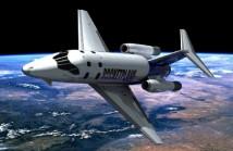 Rocketplane Global reser sig ur askan och söker finansiering för rymdplan