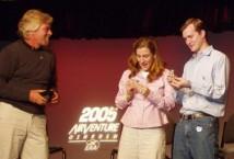 Första paret som planerar sin smekmånad i rymden lanserar sin nya webbplats Spacelove.org