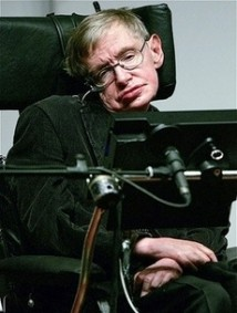 Stephen Hawking hoppas på att få kunna komma ut i rymden