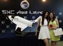 Stort intresse för rymdturism i Kina