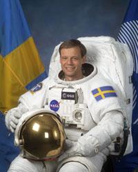 Nu kan media ansöka om ackreditering för att följa Christer Fuglesangs rymdresa från NASA