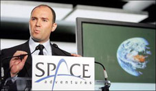 Eric Anderson, CEO Space Adventures