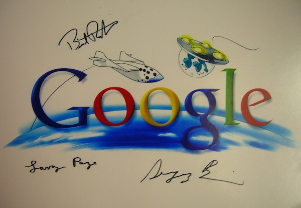 Kommer Sergey Brin att flyga till den internationella rymdstationen?