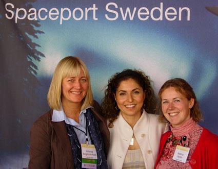 Spaceport Sweden arbetar sida vid sida med Spaceport America