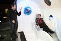 Spaceport Sweden invigt