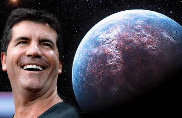 Vinnaren av Britain's Got Talent 2012 åker ut på en resa i rymden