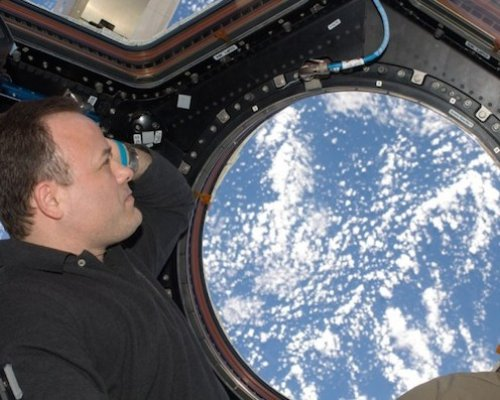 World View tar in astronaut som chefspilot