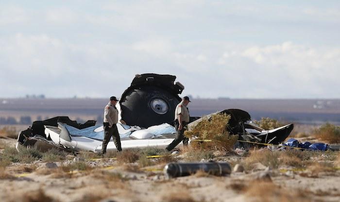 Den mänskliga faktorn fick SpaceShipTwo att krascha