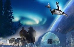 Nyheter om rymdhamnar